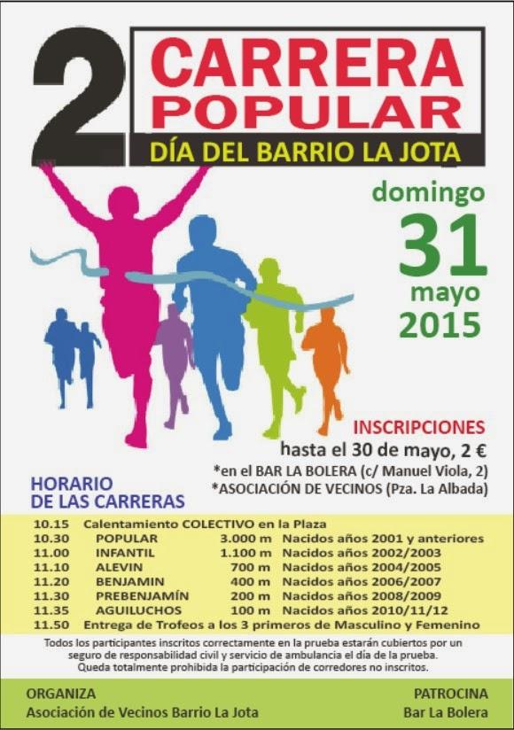 31 de Mayo de 2015