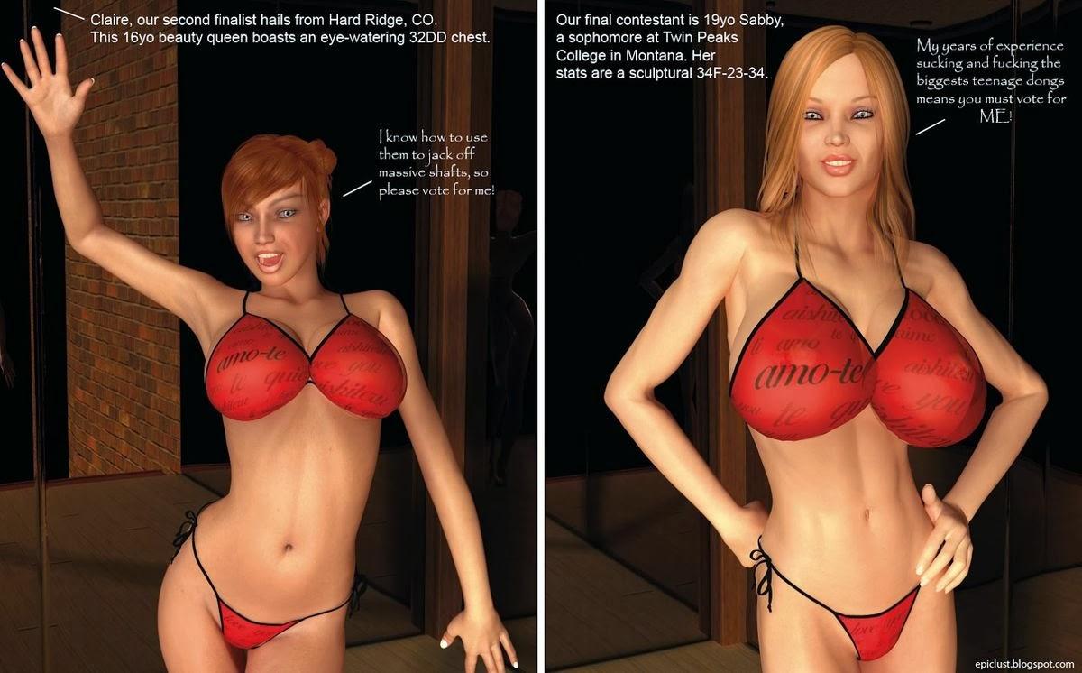 nerd girl nud