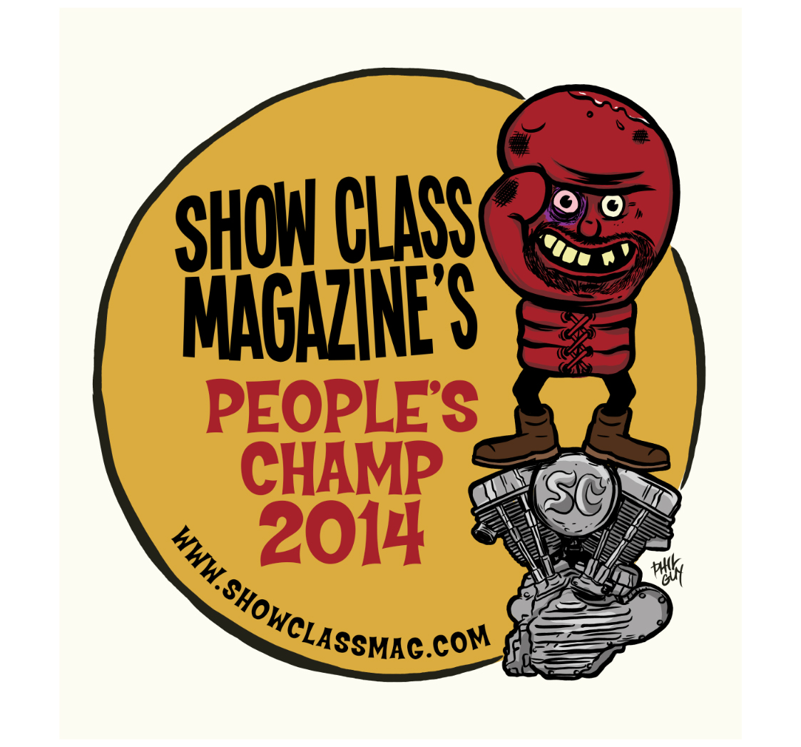 Show Class Magazine's People's Champ