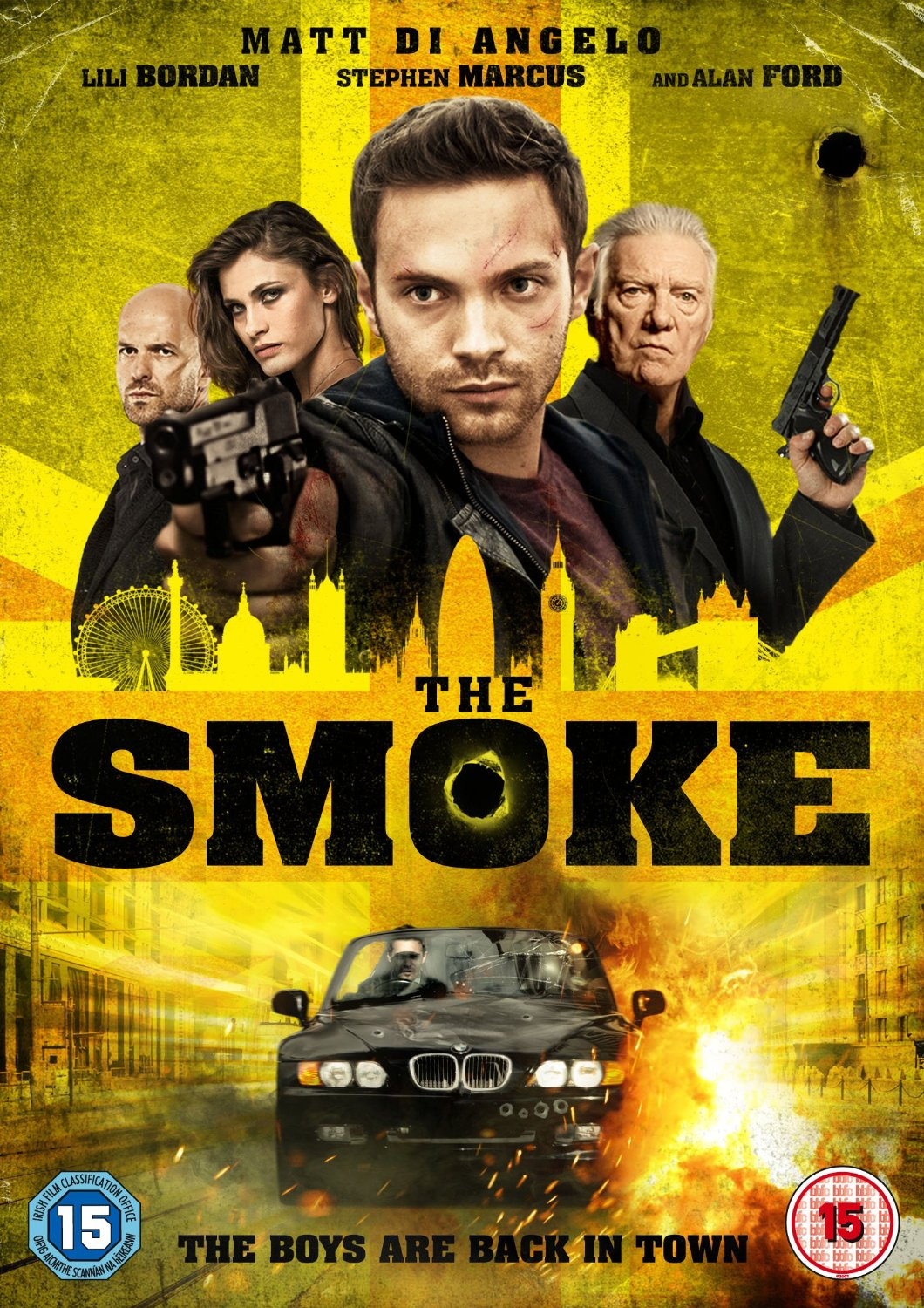 Movie The Smoke (2014)