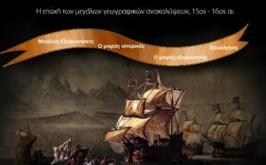 Η εποχή των μεγάλων ανακαλύψεων 15ος-16ος αι.