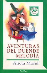 AVENTURAS DEL DUENDE MELODIA-ALICIA MOREL