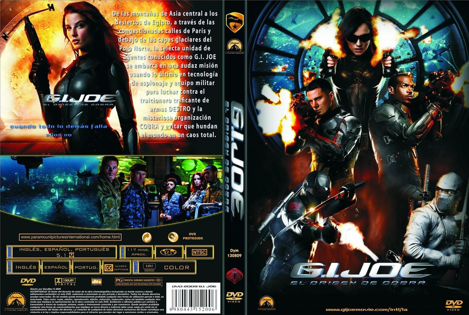 Resultado de imagen para G.I. Joe: El origen de cobra 2009