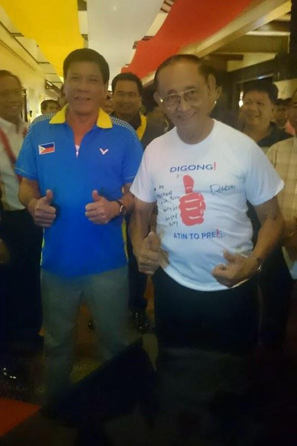 Digong Atin To Pres