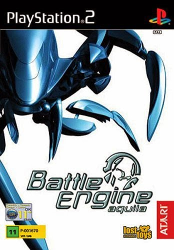 Battle Engine Aquila PS2