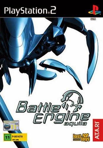 Battle Engine Aquila PS2