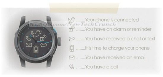 cuckoo wrist watch