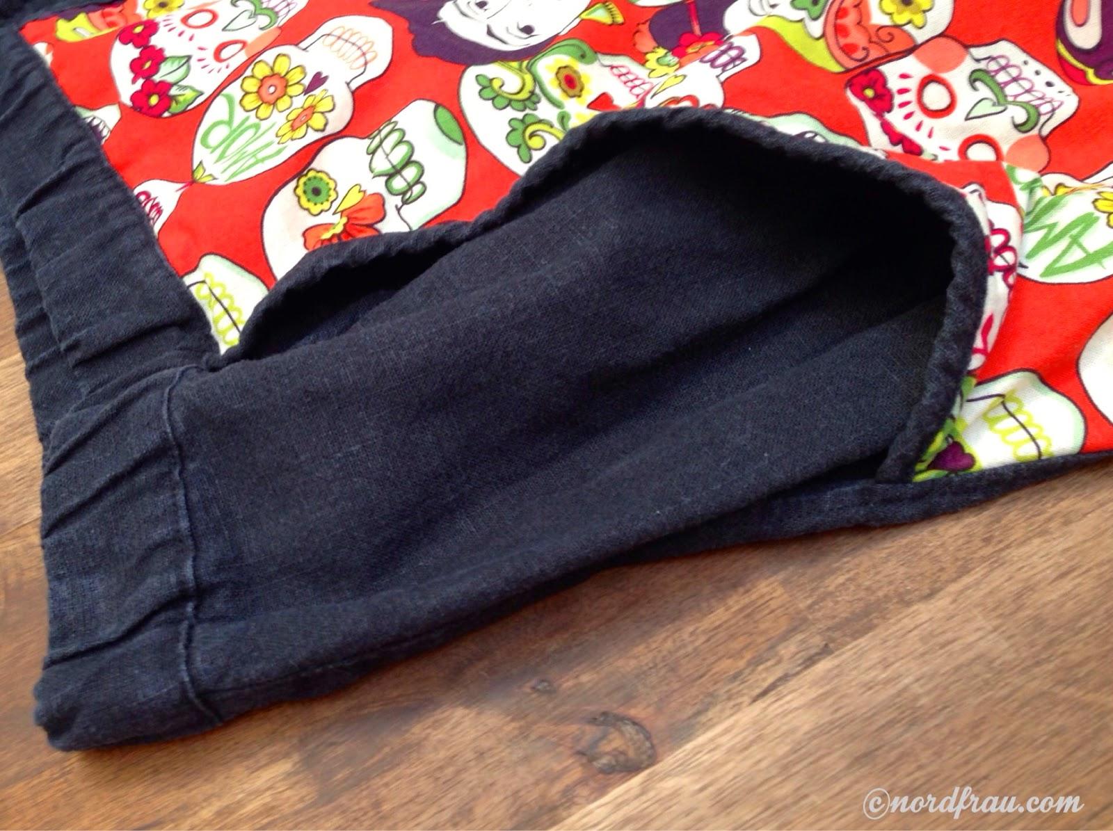 Rock A-Form Tasche