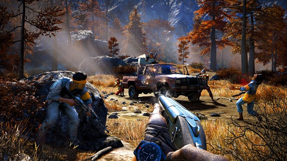 Download Game PC Far Cry 4 [Full Version]