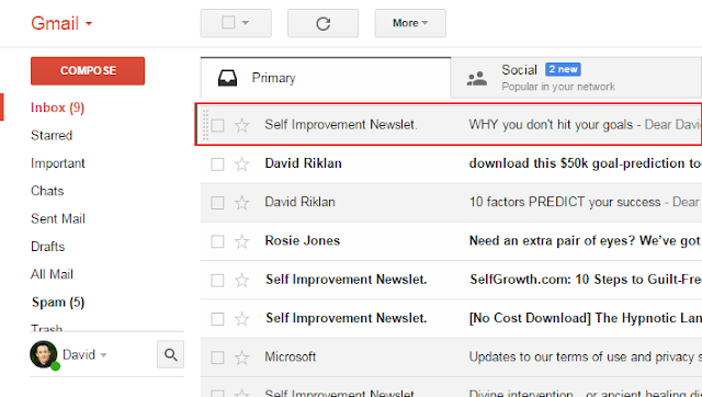how to find recovery email for gmail