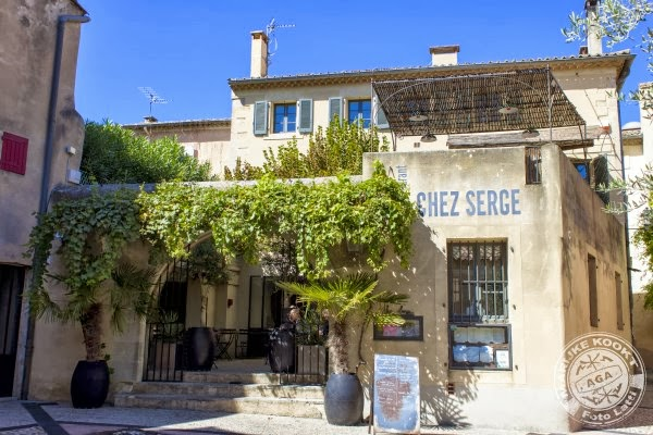 Chez Serge Carpentras