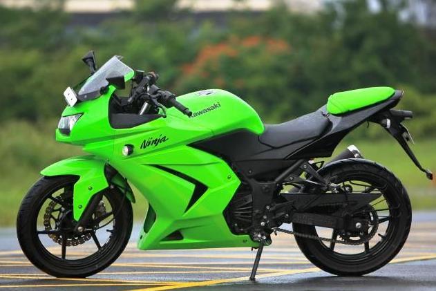 Daftar Harga Motor Baru – Harga Motor Bekas Kawasaki  