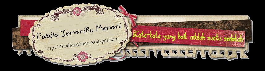 Pabila Jemariku Menari