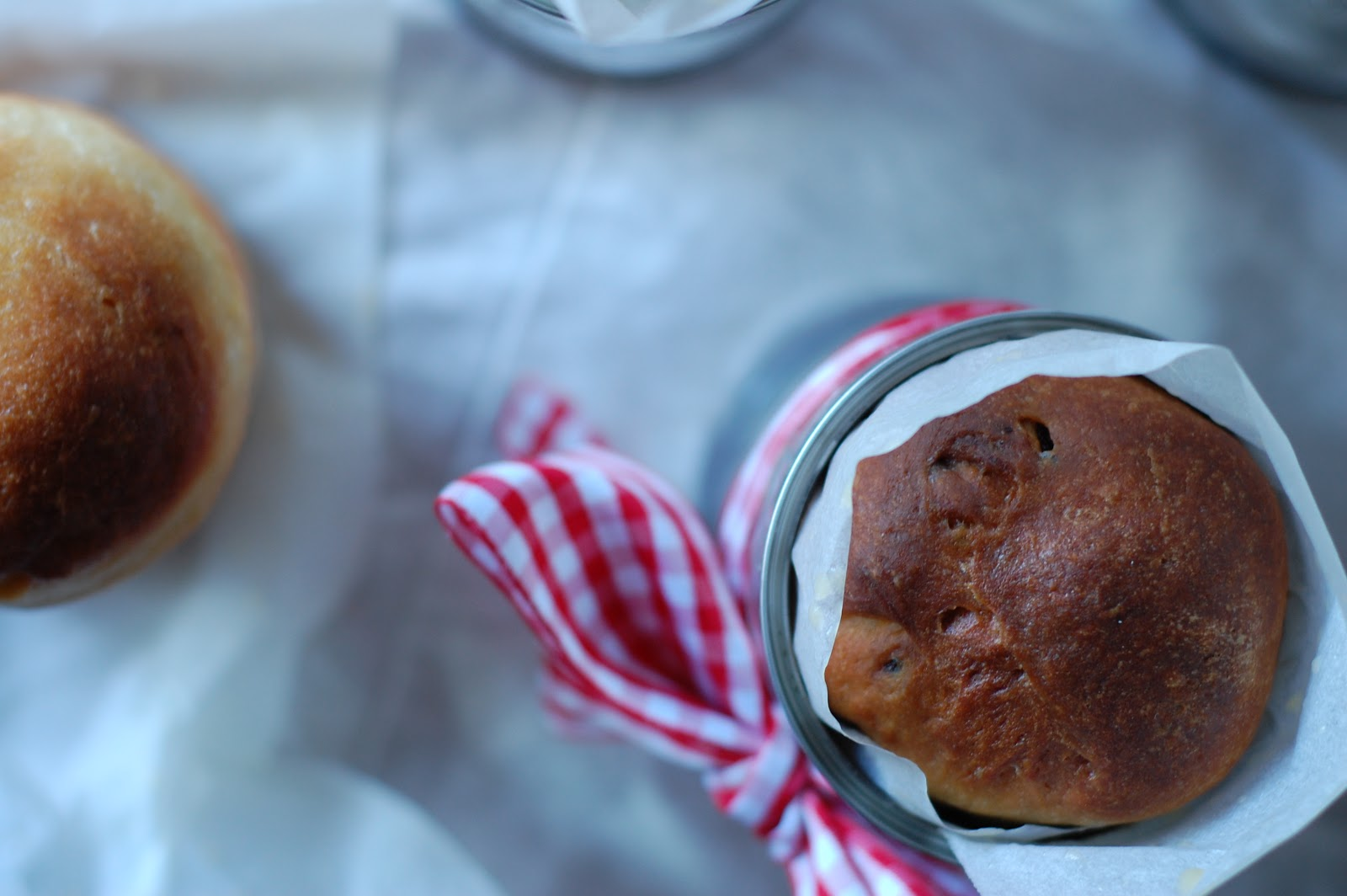 With Love and Cake: Individual Panettone....IN TIN CANS!!!