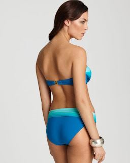 Andi Muise in winter 2012 Line of Beautiful Swimwears