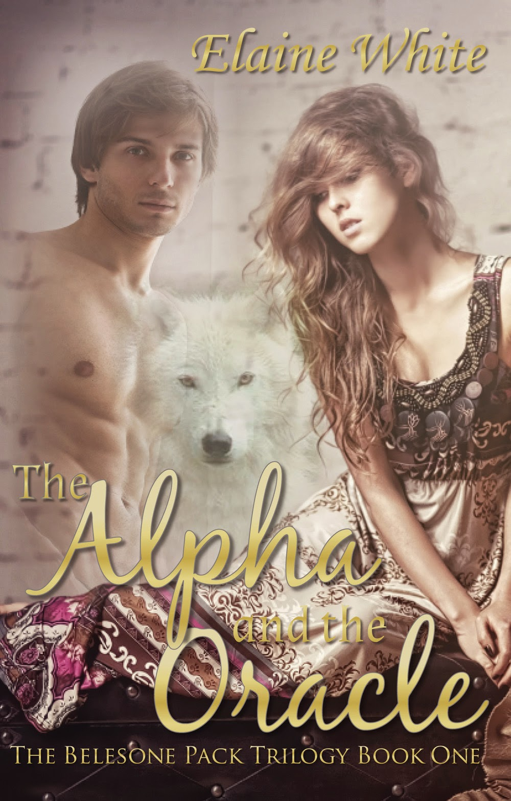 The Alpha and the Oracle (The Belesone Pack Trilogy)