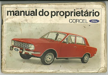 MANUAL DO PROPRIETÁRIO FORD CORCEL 1971