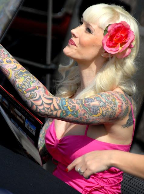 Sabrina Kelley - Viva Las Vegas