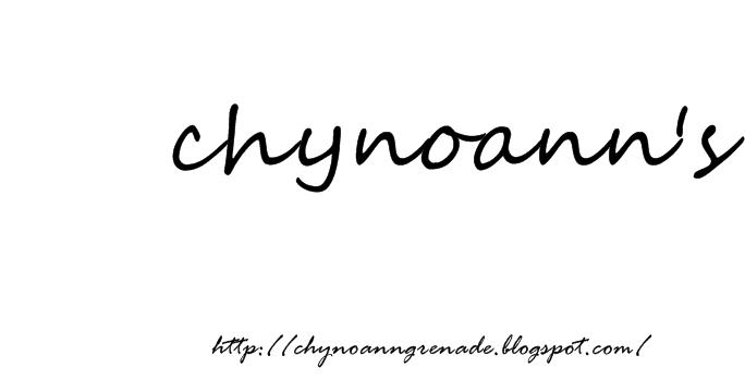 chynoann