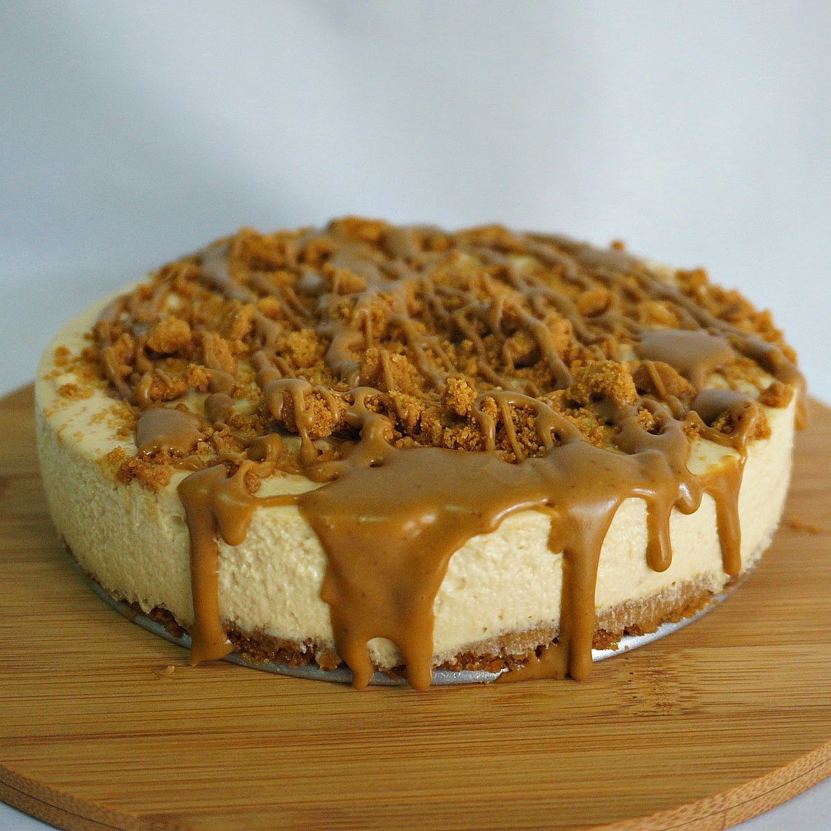 Speculoos Birthday Cake