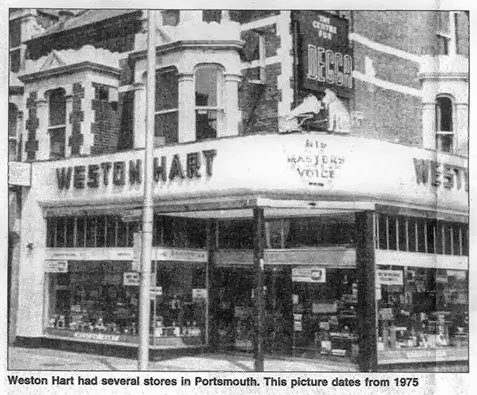 Weston Hart's North End
