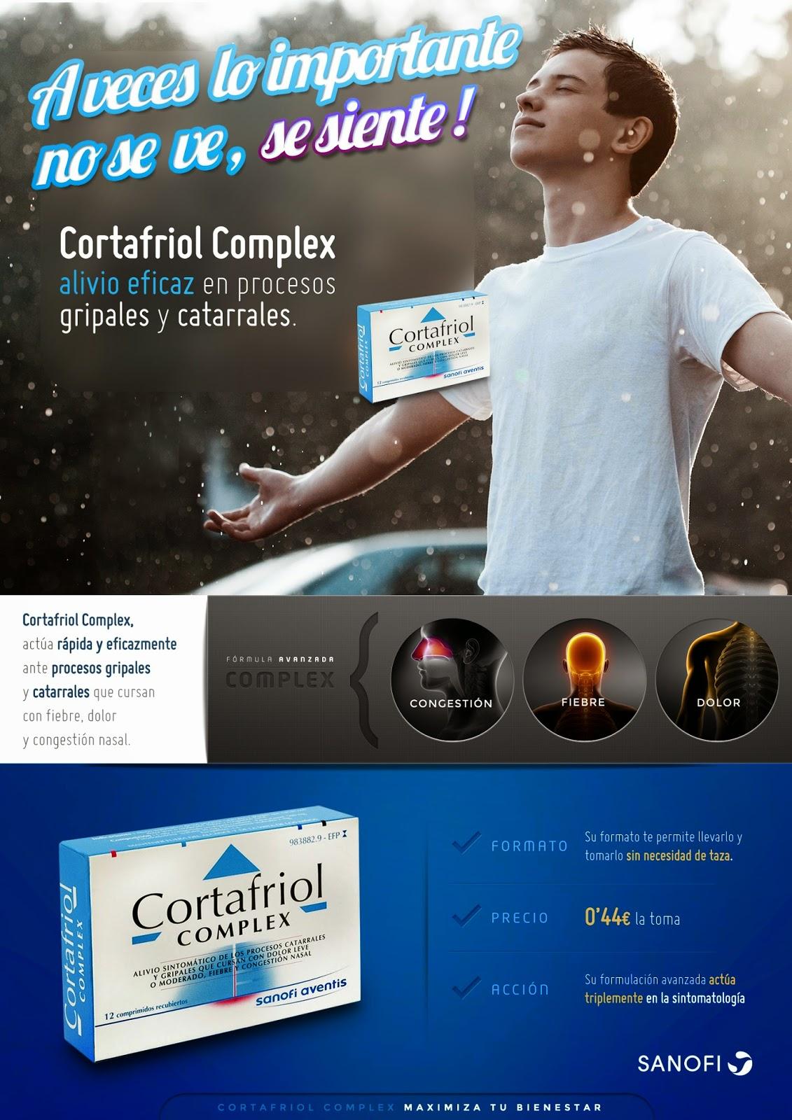 Kellenföl Advertising publicidad Sanofi Cortafriol healthcare marketing digital agencia