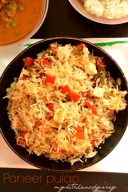paneer pulao recipe7