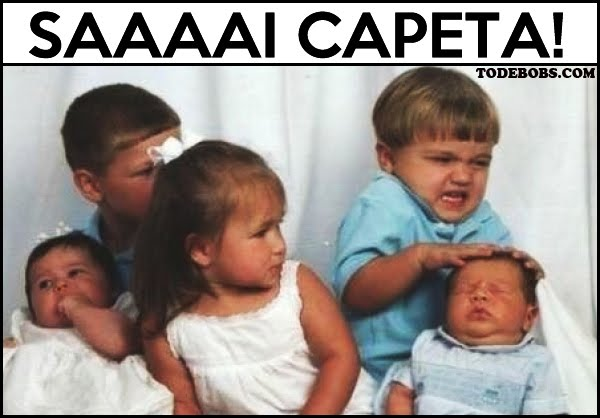 Sai Capeta Exorcismo Infantil