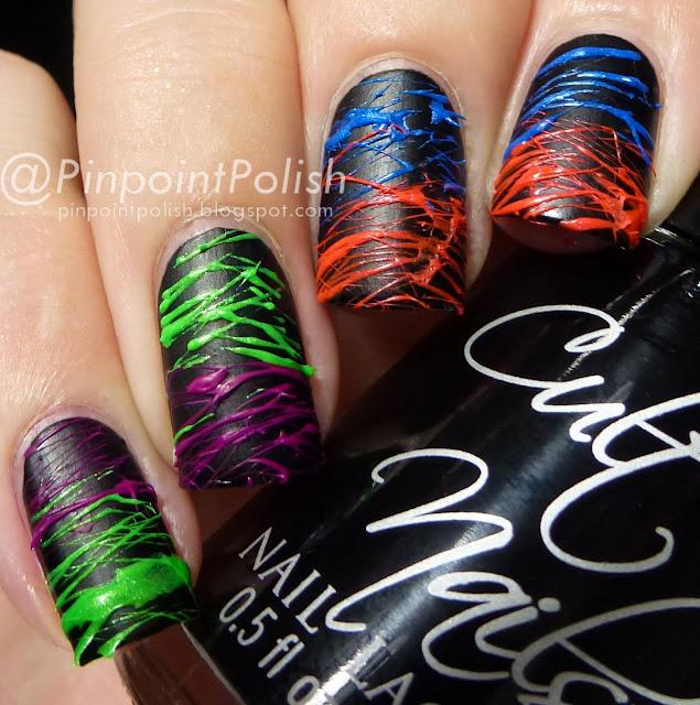 Fetsih, Cult Nails, Sugar Spun Nails mani, Sinful Colors, China Glaze