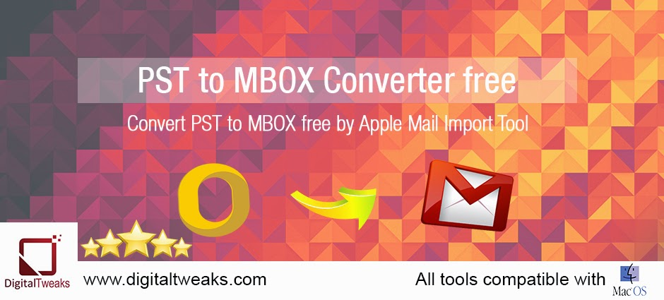 pst to mbox converter free