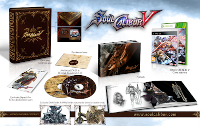 Soulcalibur V Collector's Edition