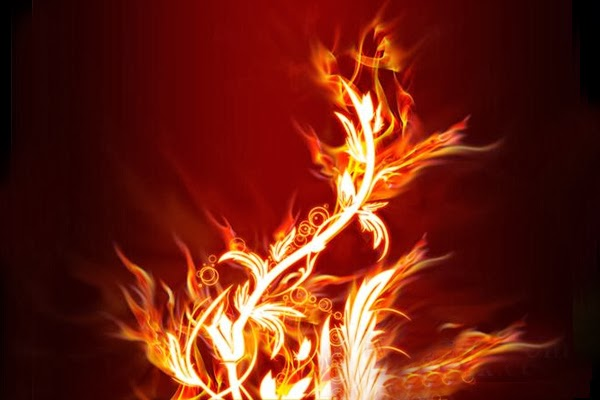A Stunning Fire Effect In Photoshop