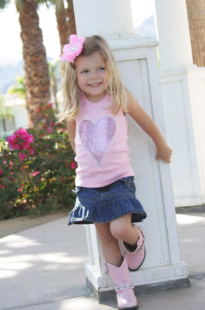 Child Fashion Models - Child Modeling Information - Parents.com