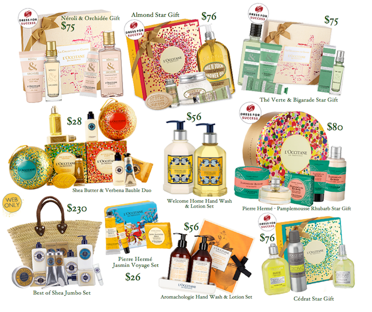 L'OCCITANE Holiday Gift Sets | Classically Contemporary