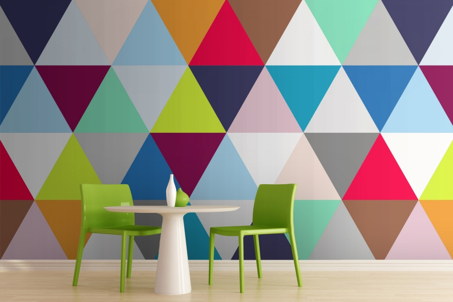 Mix And Chic Giveaway Murals Wallpaper Worth Up To 500