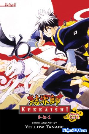 Kết Giới Sư - Kekkaishi
