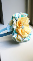 DIY Fabric Bows