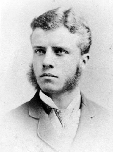 Roosevelt as a Young Man ~
