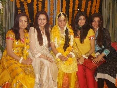 aliya imam wedding pictures latest pakistani