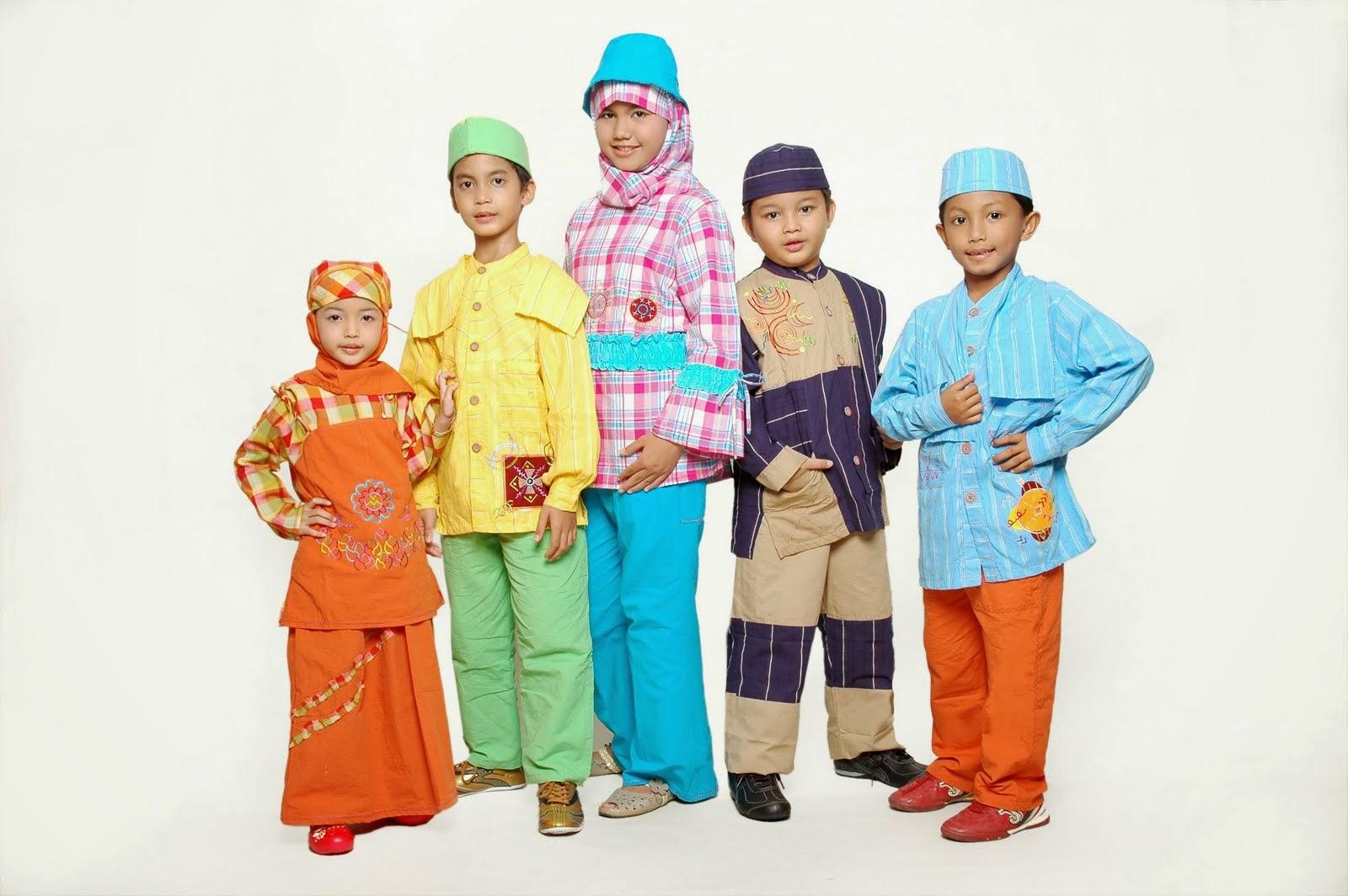 Hasil gambar untuk busana anak muslim