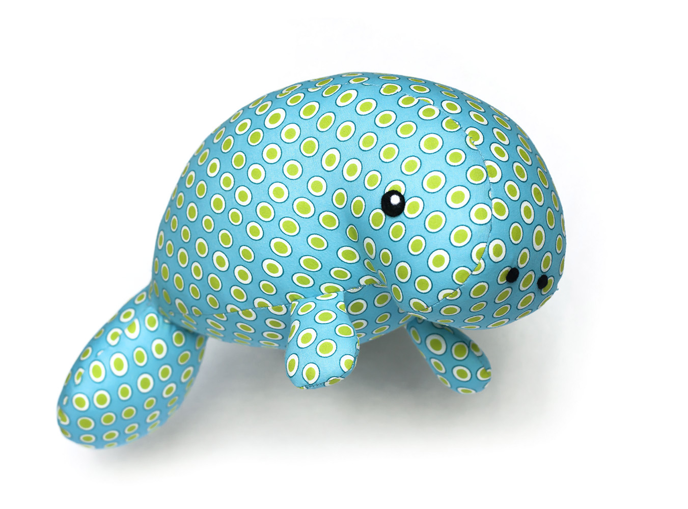 Toy patterns by diy fluffies manatee plush sewing pattern sea manatee toy pattern jeuxipadfo Images