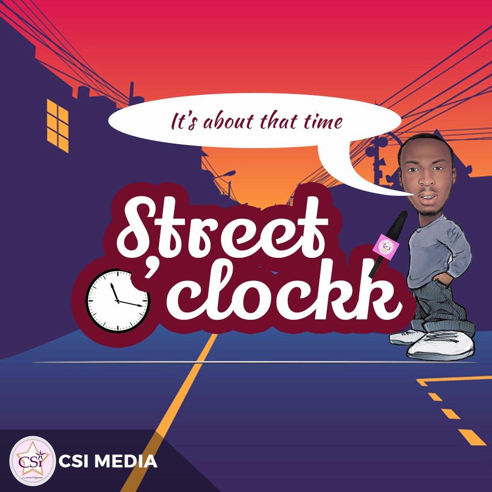 #StreetOClock