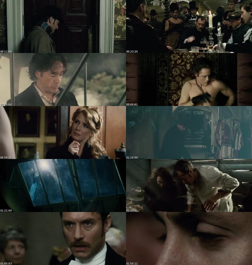 Sherlock Holmes: Juego de sombras (2011) [DVDRip] [Español]
