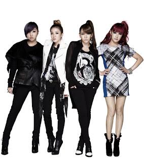 2NE1 -- Im Blackjack