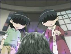 ยาคุโมะกับเท็นมะในวัยเด็ก