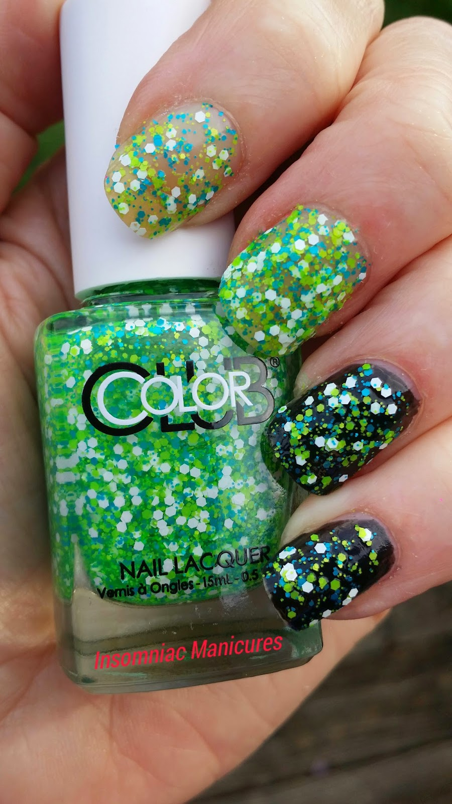 Color Club Poptastic Remix Collection Nail Polish 15ml 0 5oz Neon Glitter | EBay