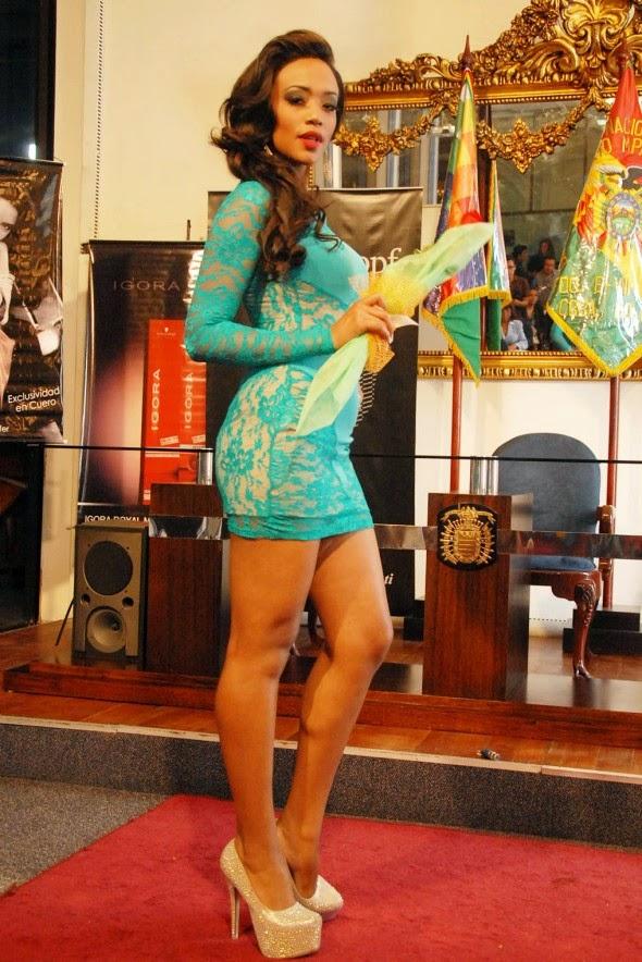 Fotos de las candidatas a miss cochabamba 2013 22