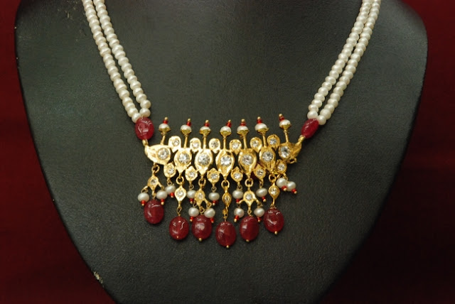 Tirmani Necklace