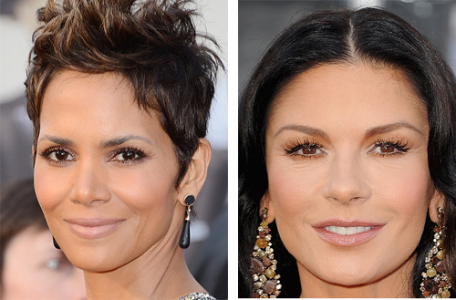 maquillajes oscar 2013