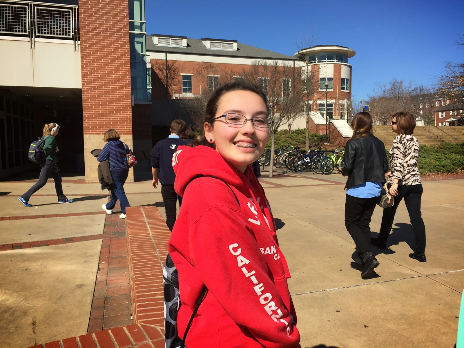 Montgomery Catholic's Middle School Competes at Regional Science Olympiad Competition in Auburn 3